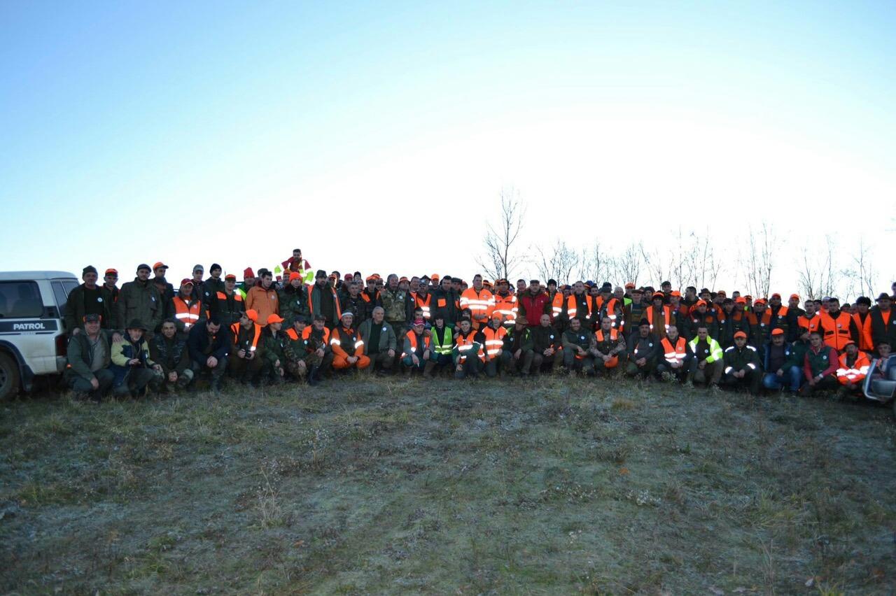 Grupni lov Lomnica 2015